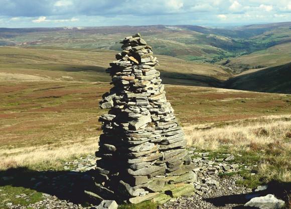 Above Swaledale